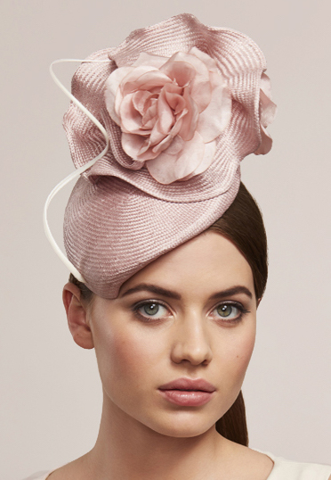 Juliette s chic cocktail button hats and percher hats are popular with the  younger royals  Princess Beatrice d4b6bd7d9d16