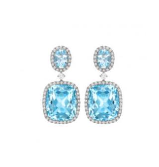 Kiki McDonough earrings