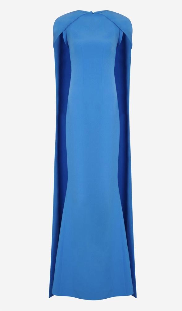 Ginkgo Cape Dress