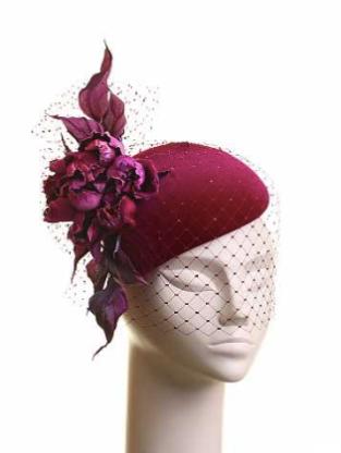 Pink Velvet Calotte