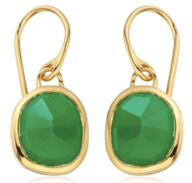 Monica Vinader earrings