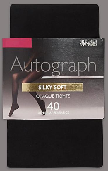 Silke Soft Opaque 40
