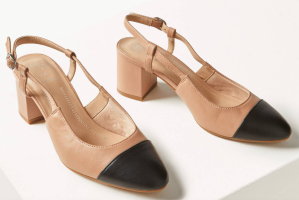 M&S Slingbacks