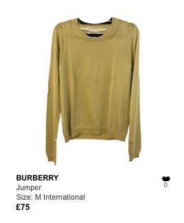 Burberry green jumper.png