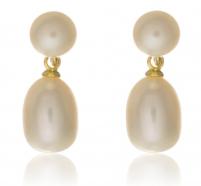 Auree Pearl Earrings