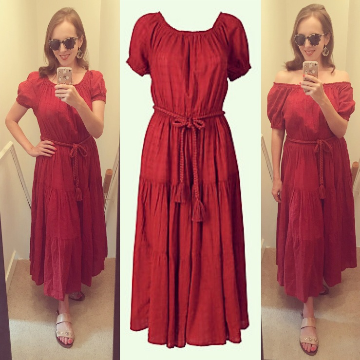 6.7.19 M&S dress