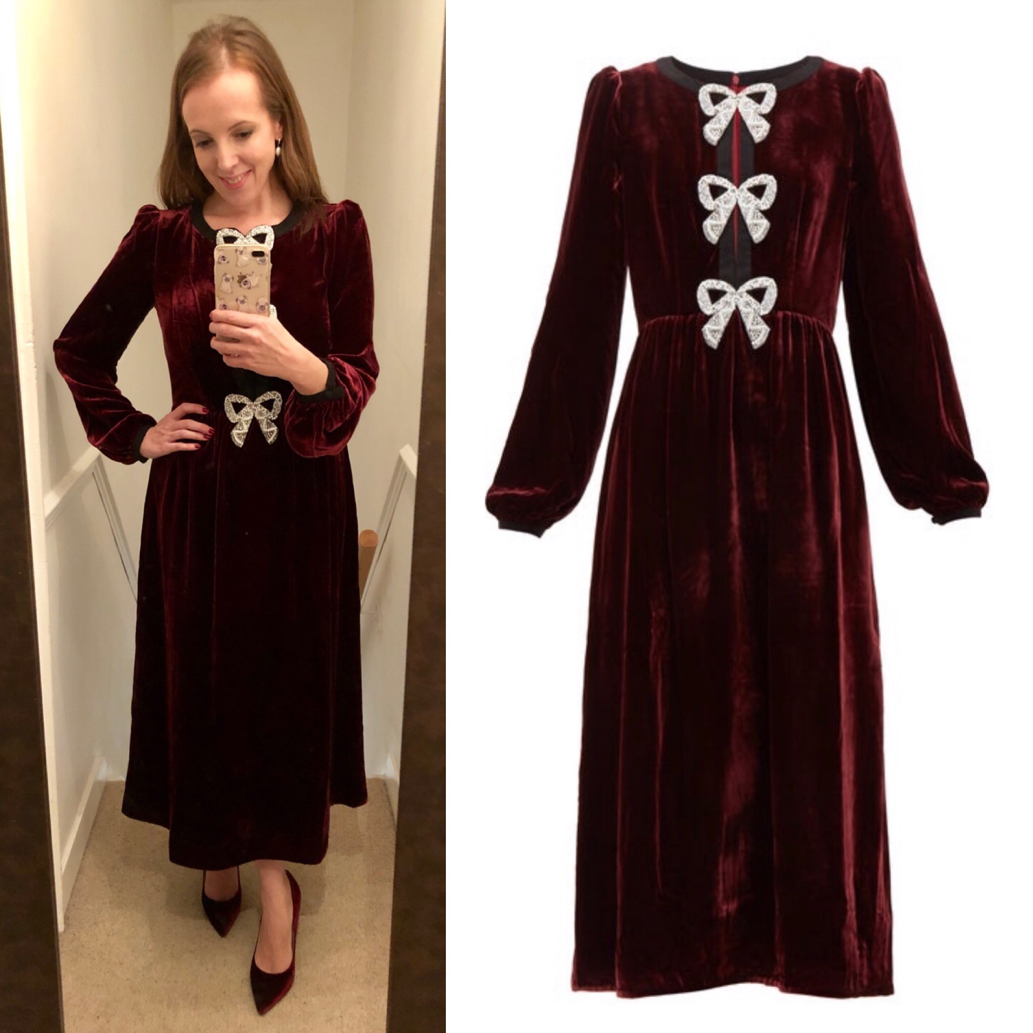 Saloni burgundy dress.jpeg