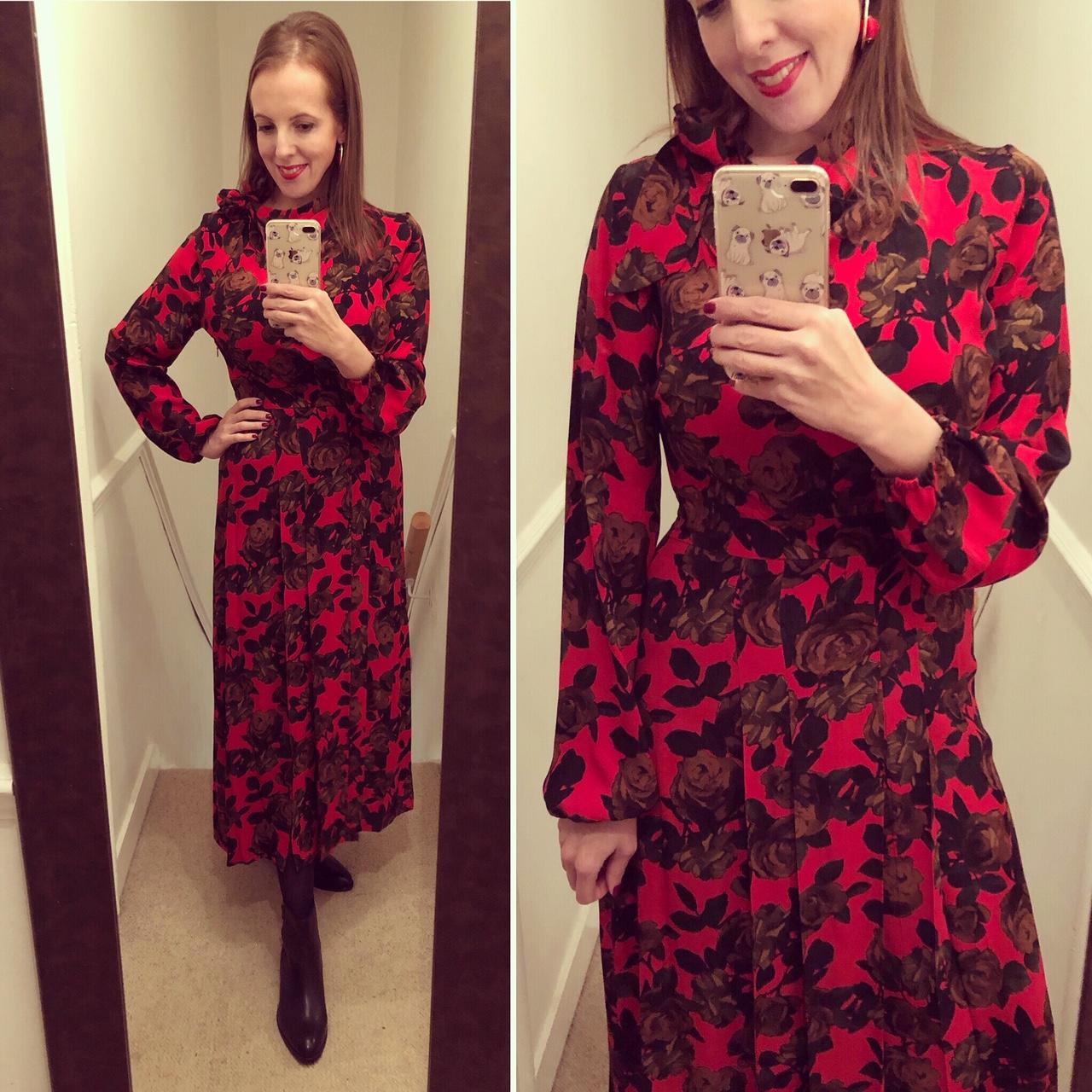Top Shop Dress.JPG